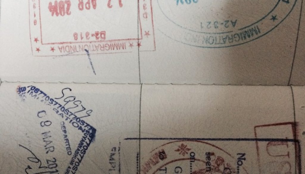 how to get a travel visa to india